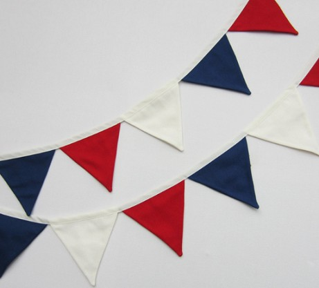 Mini String Hanging Banner Wholesale Bunting Flags