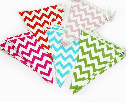 Good Quality Decoration Pennant Holiday Bunting Banner